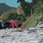TRES MUERTOS POR ACCIDENTE DE TRÁNSITO EN VÍA INTERAMERICANA