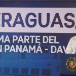 PRESIDENTE VARELA PRESENTÓ ESTUDIO DE FACTIBILIDAD PARA El TREN PANAMÁ -DAVID