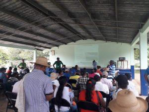 Proyecto de Reservorios de Agua, pone en alerta a las pobladores de Santa Fé y San Francisco.