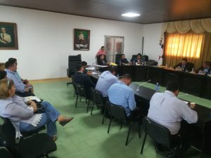 Alcalde de Santiago, presenta informe de gestión 2015-2019