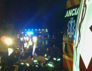 Dos víctimas por accidente de tránsito en Veraguas