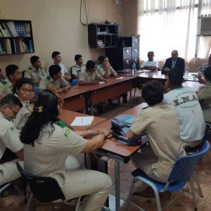 Autoridades se comprometen resolver problemas del INA