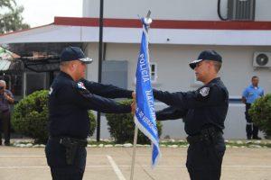 Juramentan a nuevo director de la Policía Nacional en Veraguas.
