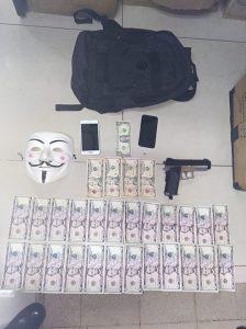 Policia Nacional captura a varias personas con casos pendientes con la ley.