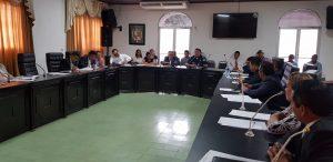 Concejales de Santiago, solicitan reforzar la seguridad en los corregimientos de este distrito.