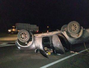 Joven pierde la vida en accidente de tránsito en Santiago.