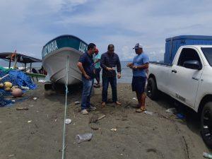 Arap inicia operativos por veda del camarón en Veraguas.