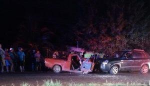 Accidente de Tránsito deja una víctima en la vía hacia Soná.