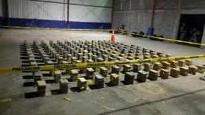SENAN, decomisa gran cantidad de sustancia ílicita en el pacífico occidental de Veraguas.