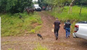 Tres personas mueren asesinadas en Rodeo Viejo de Soná.