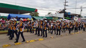 Santiago, festeja los 116 años de separación de Panamá de Colombia.