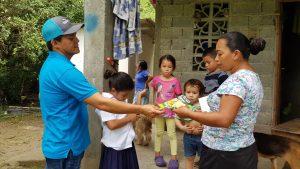 MINSA, realiza operativos en zonas más afectadas por el dengue en Veraguas.