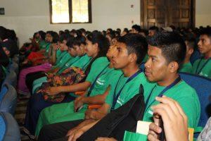 Estudiantes de la Comarca Nagbe-Bugle, culminan curso de preparación académica para ingresar a la universidad.