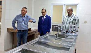 Veraguas, ya cuenta con una morgue judicial.